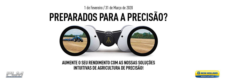 Campanha Agricultura de Precisão
