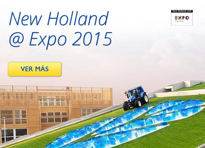 New Holland @ Expo 2015