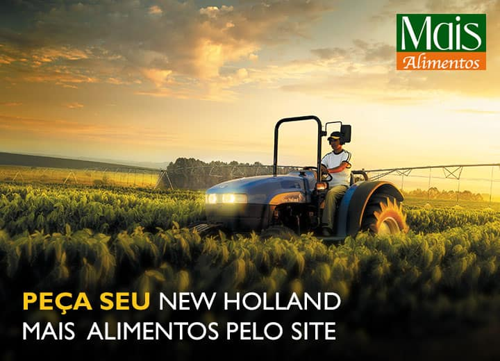 Mais Alimentos New Holland