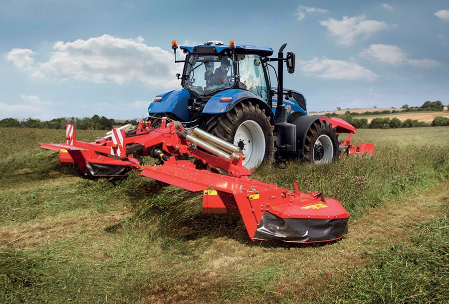 New Holland Agriculture announces the agreement on the acquisition of Kongskilde Agriculture
