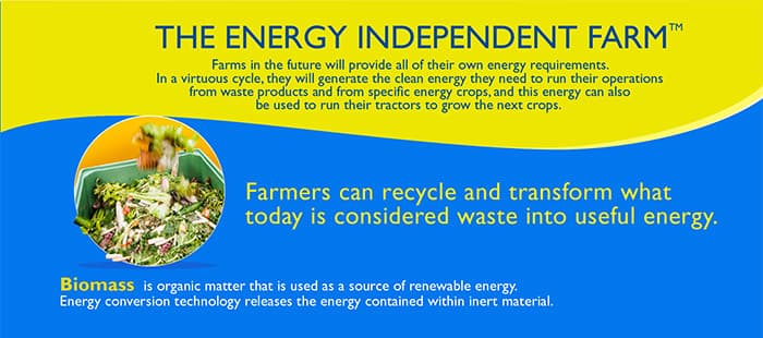 The Energy Independent Farm<sup>TM</sup>