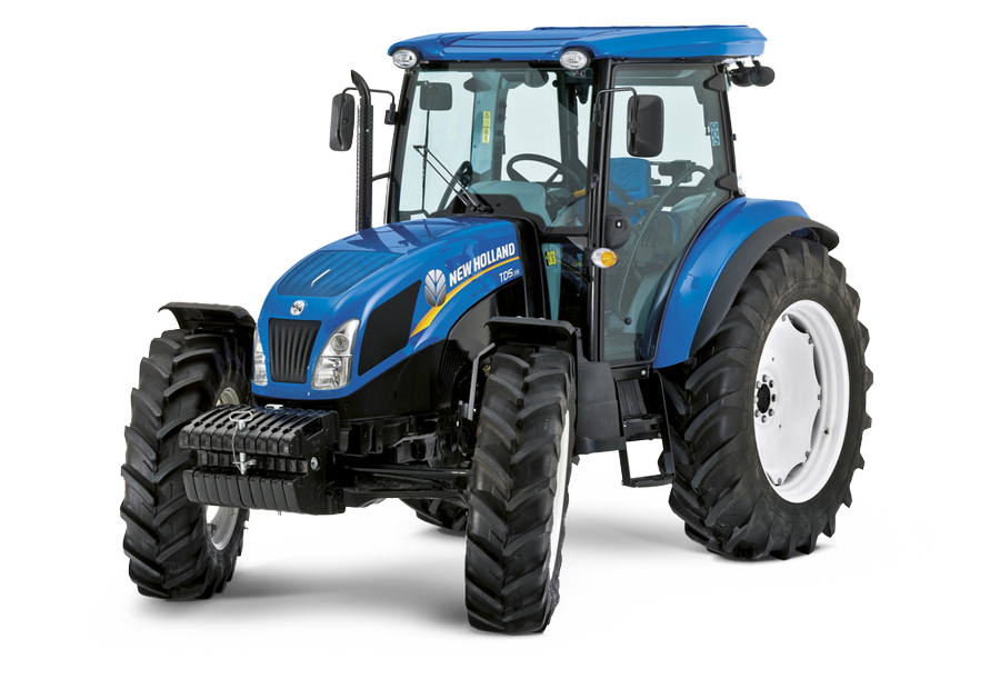 TD5 - Models | Agricultural Tractors | New Holland (Middle