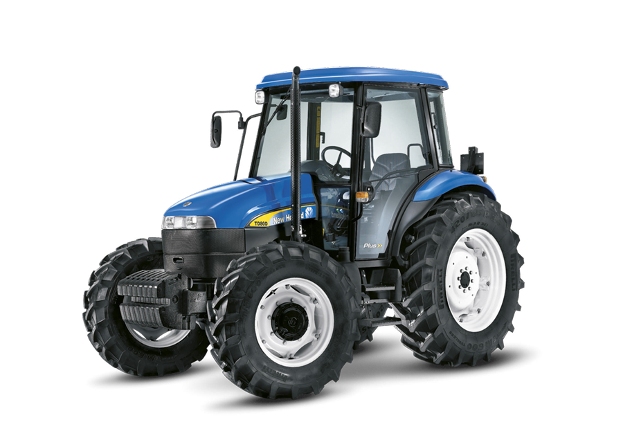 TDD HC - Overview | Agricultural Tractors | New Holland