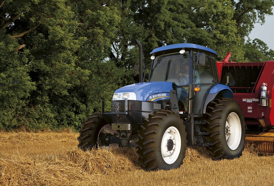Ts6 Overview Agricultural Tractors New Holland