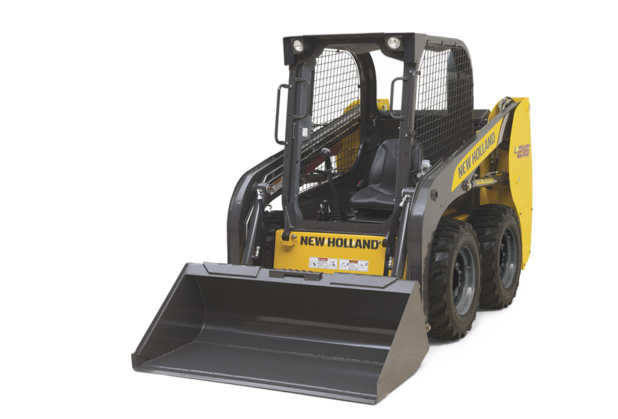 SKID STEER LOADERS & COMPACT TRACK LOADERS