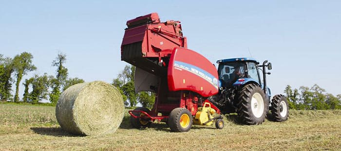 High-density bales = higher nutrition and profit