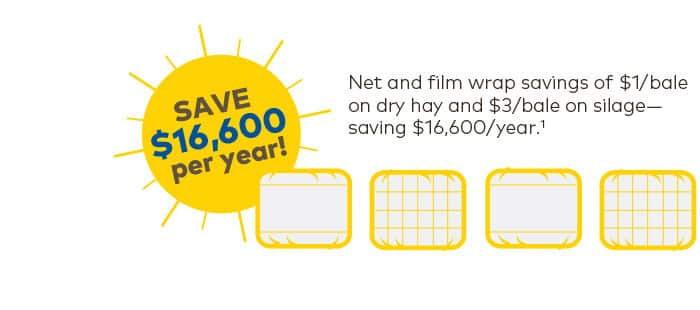 Save on Net and Film Wrap