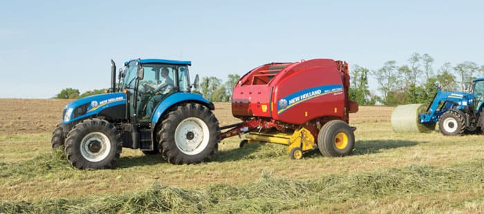 Roll-Belt™ 560 Plus with Bale-Slice