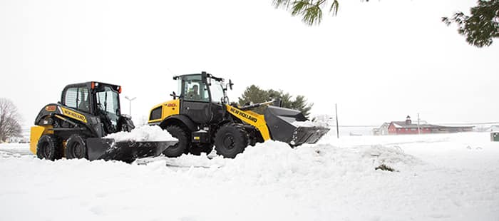 Mowing and snow removal contractors