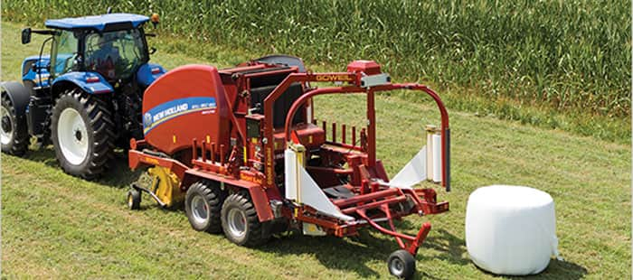 ROLL-BELT™ ROUND BALERS WITH COMBI SYSTEM