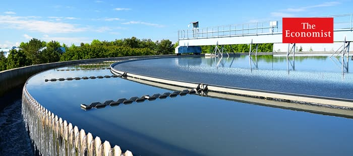 Clean water: A way to make water potable using carbon dioxide