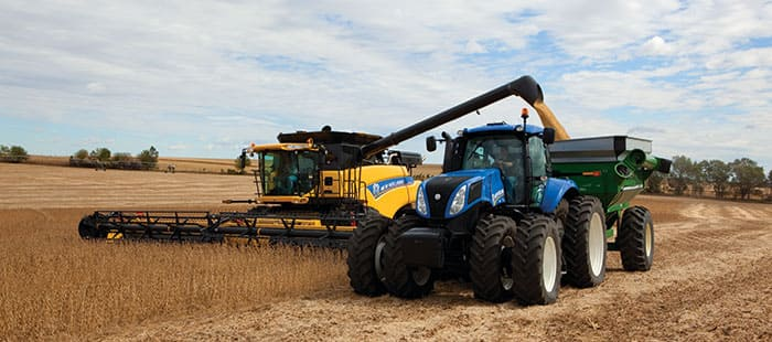 It's a SMART new opportunity to own New Holland