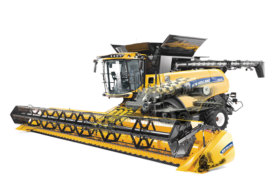 CR Series – Tier 4B Twin Rotor® Combines - Overview