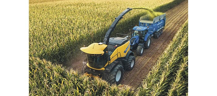 FR Forage Cruiser SP Forage Harvesters