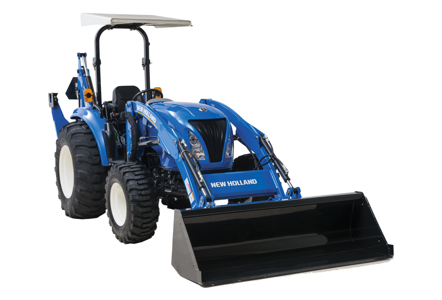 Deluxe Compact Loaders   NHAG