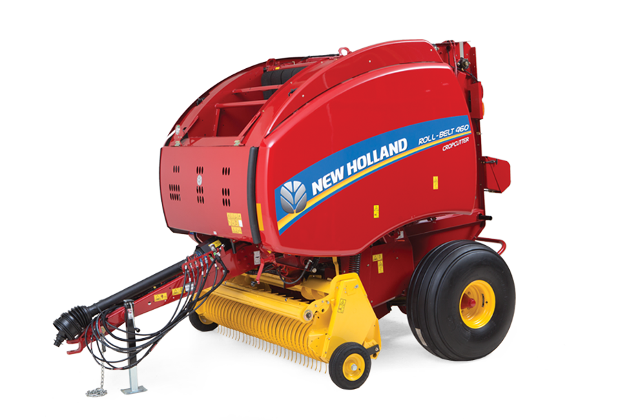 Roll-Belt™ Round Balers