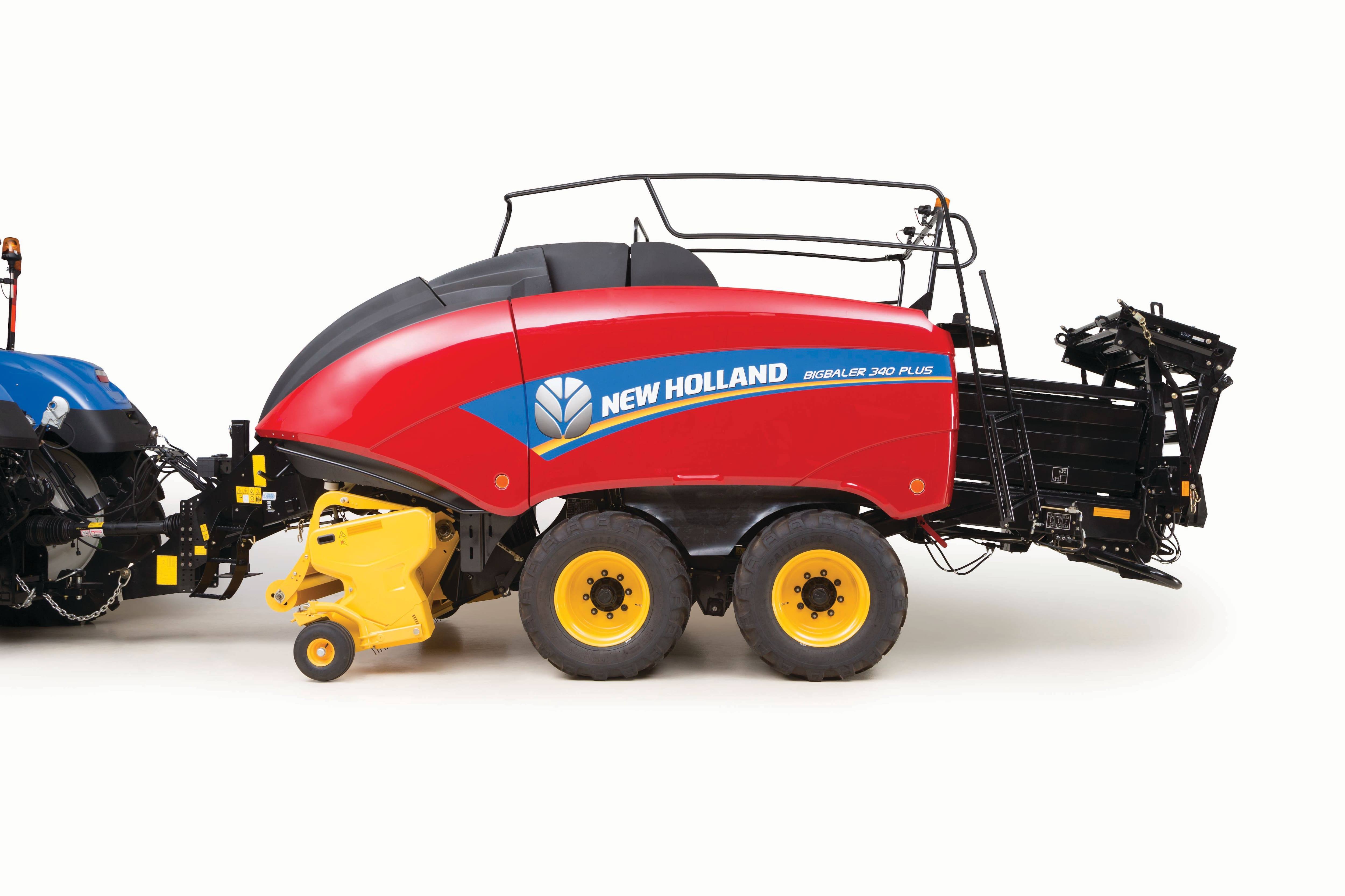 New Holland Agriculture Showroom