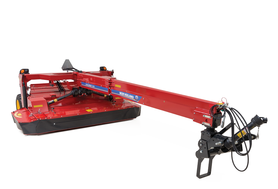 Discbine® 310/312 Center-Pivot Disc Mower-Conditioners