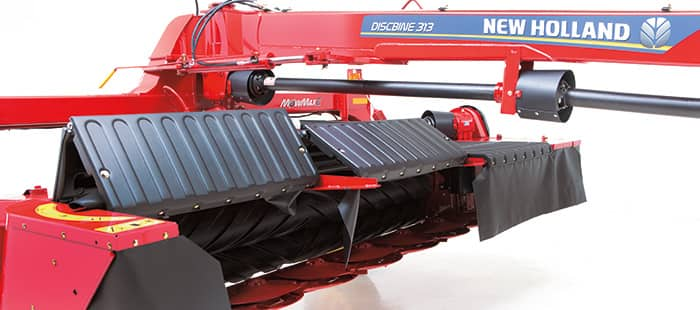 New Holland Combines & Headers|New Holland Discbine® 313/316 Center