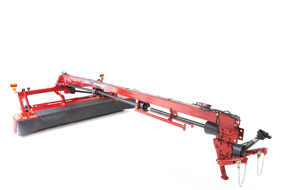 Discbine 313/316 Center-Pivot Disc Mower-Conditioners