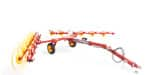 Procart™ Deluxe Carted Wheel Rake