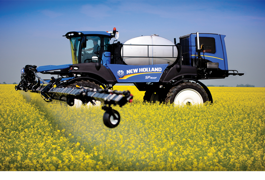 Guardian Front Boom Sprayers - Tier 4B