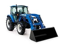2020, New Holland Agriculture, PowerStar 75, Tractors