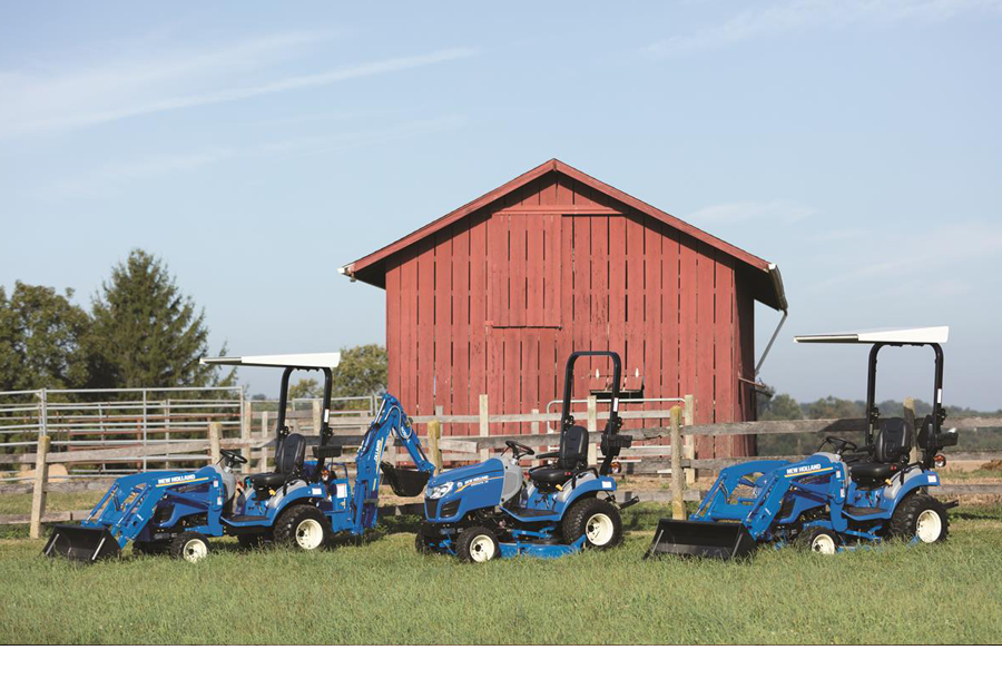 Workmaster™ 25S Sub-Compact - Overview | Tractors