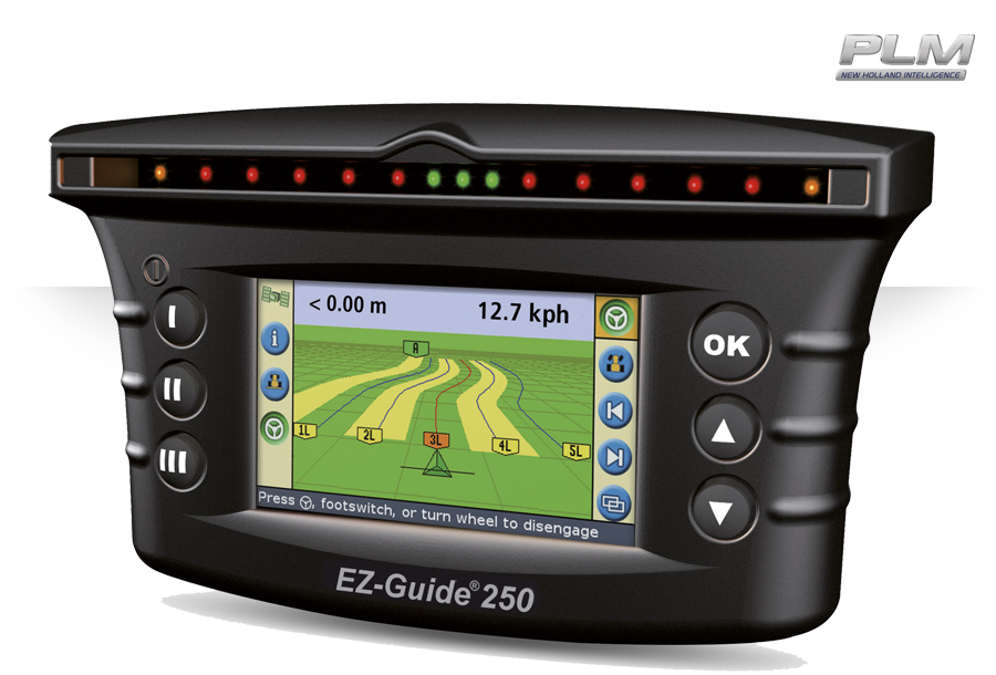 EZ-Guide 250 Display