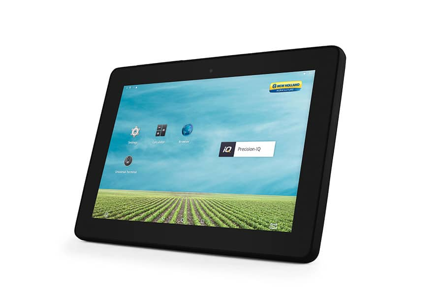 XCN-1050™ Display - Overview   PLM™ Displays   New Holland ...