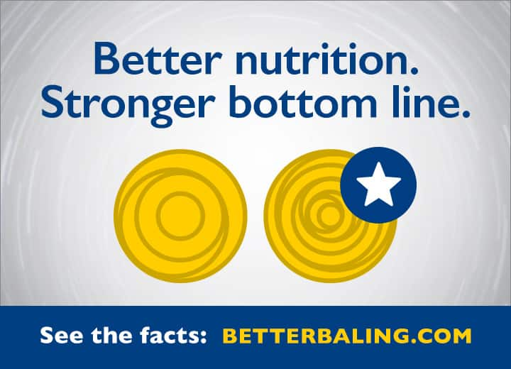Better nutrition. Stronger bottom line.