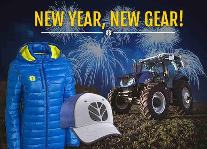 New Year, New Gear. Shop now!