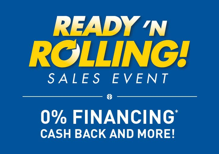 0% FINANCING OR CHOOSE CASH BACK!