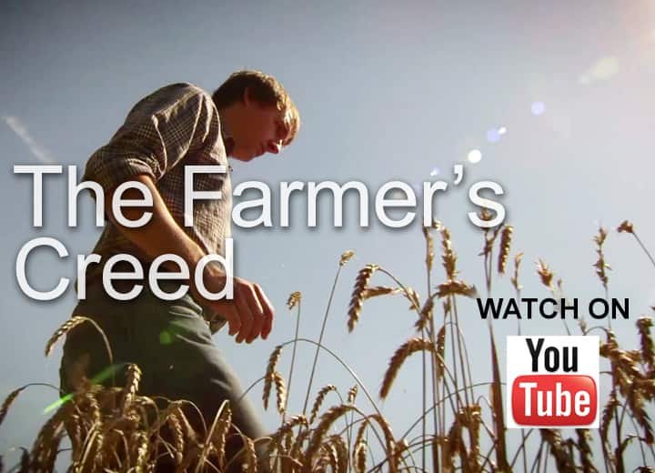 The New Holland Farmer's Creed