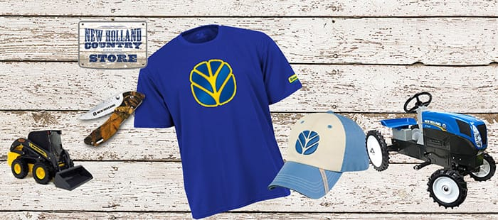 Shop the New Holland Country Store