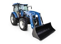 New, 2021, New Holland Agriculture, Workmaster 120, Tractors
