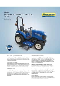 Boomer Series 24HP - Brochure