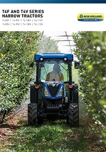 T4V Vineyard  - Tier 4A - Brochure