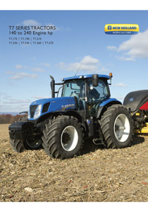 T7 Series - Tier 4B - Brochure