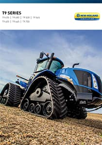 T9 Series 4WD  - Tier 4B - Brochure