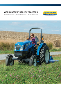 WORKMASTER™ Utility - Brochure