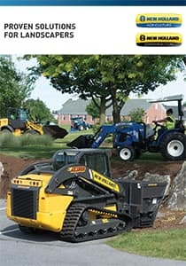 Proven Solutions for Landscapers - Brochure