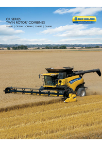 Model Year 2014 CR Combines - Brochure