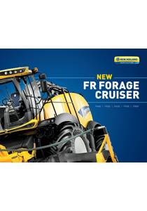 FR Forage Cruiser SP Forage Harvesters - Launch Document