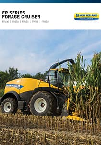 FR Forage Cruiser SP Forage Harvesters - Brochure