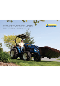 Compact & Utility Tractor Loaders - Brochure