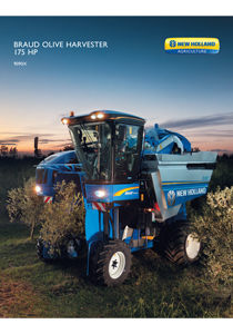 Braud 9090X Vine Harvester - Brochure