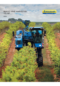 Braud 9090X Olive Harvester - Brochure