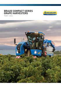 Braud Compact Series Grape Harvester - Brochure