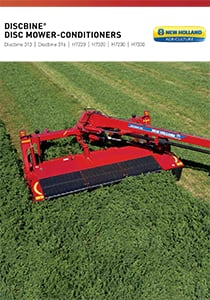 Discbine H7000 Side-Pull Disc Mower-Conditioner - Brochure